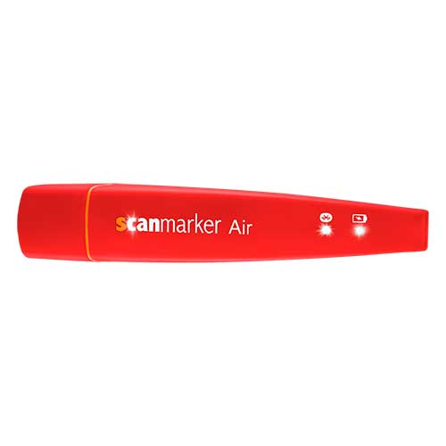 Scanmarker Air - rood € 109,95